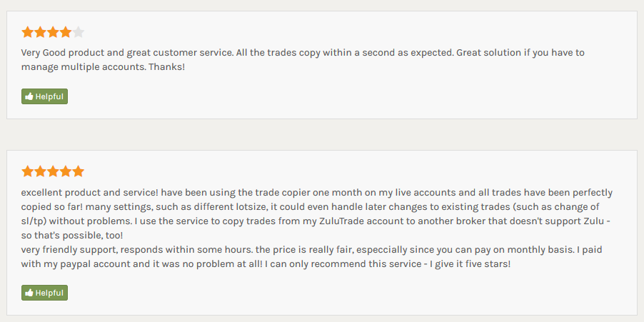 algo trade copier review