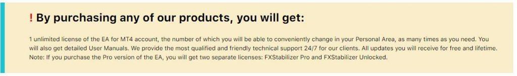 fxstabilizer forex robot review