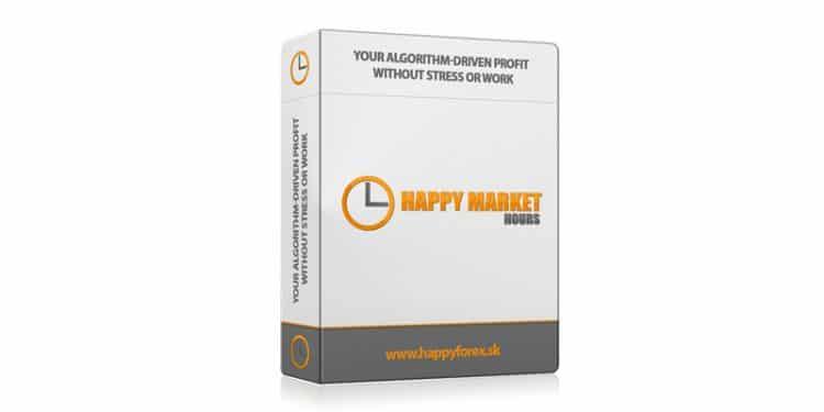 Happy Market Hours Robot