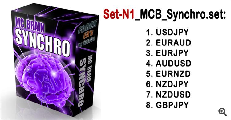 MC Brain Synchro Robot