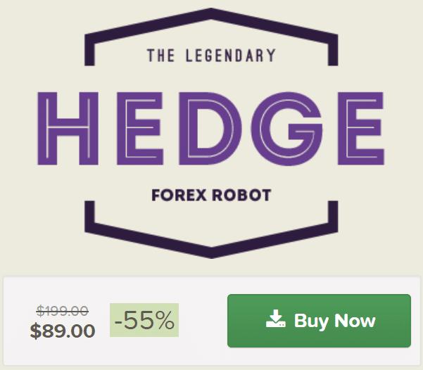 Hedge Forex Robot offer