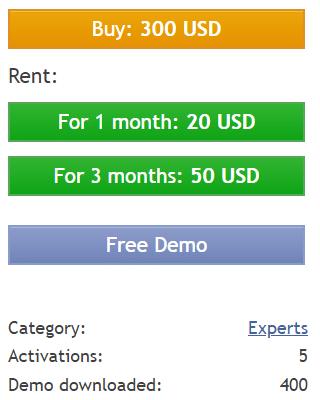 MACD Trader Robot offer