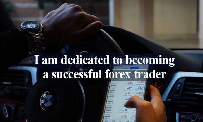 Forex trading affirmations