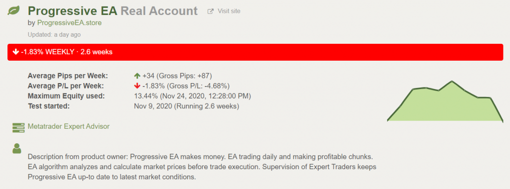 Progressive EA People's feedback