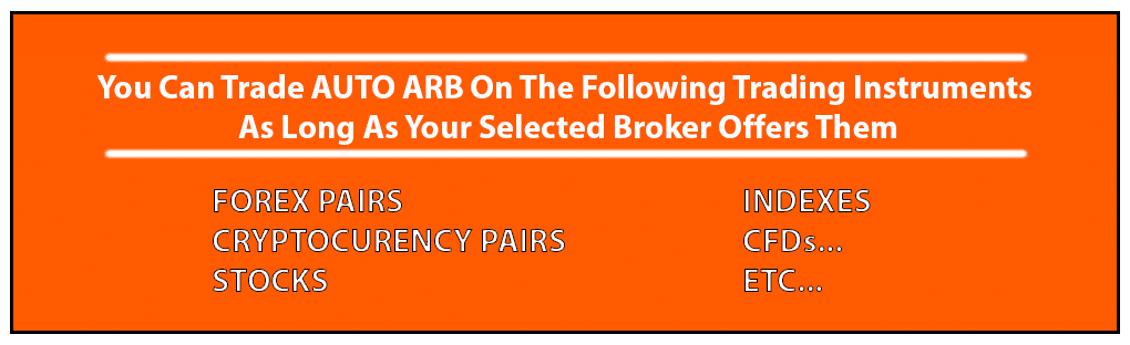 AutoArb - Arbitrage trading