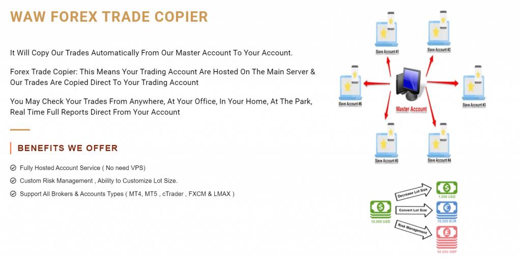 Waw Forex Signals copier
