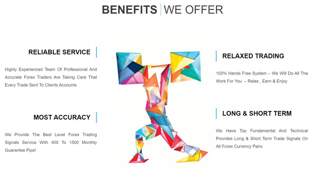 Waw Forex Signals benefits