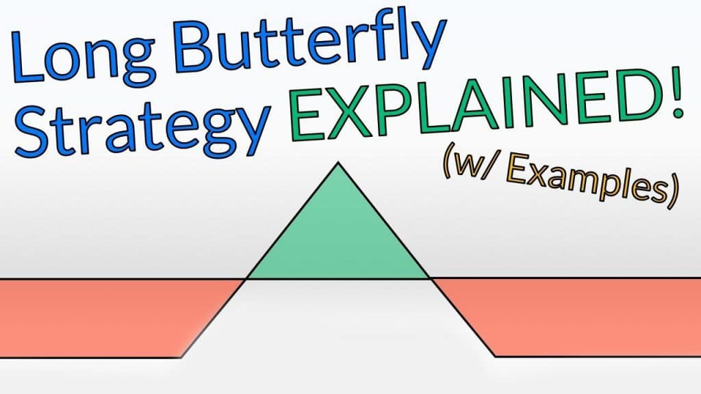 Butterfly spread strategy example