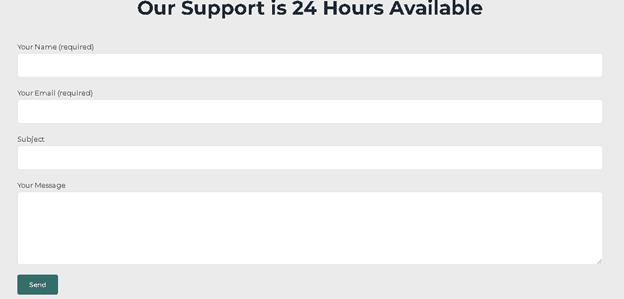 Forex Profit EA - support