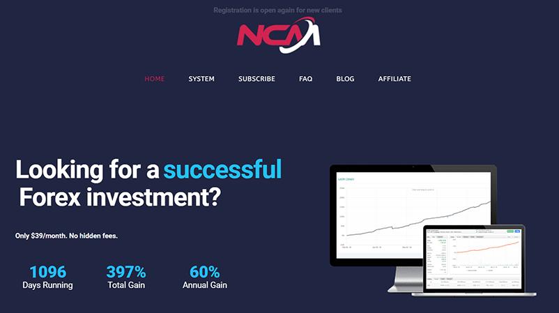 NCM Signals presentation