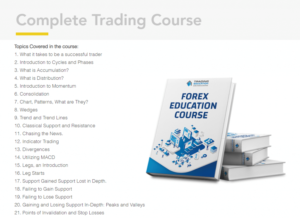 FXTrends. Forex education course