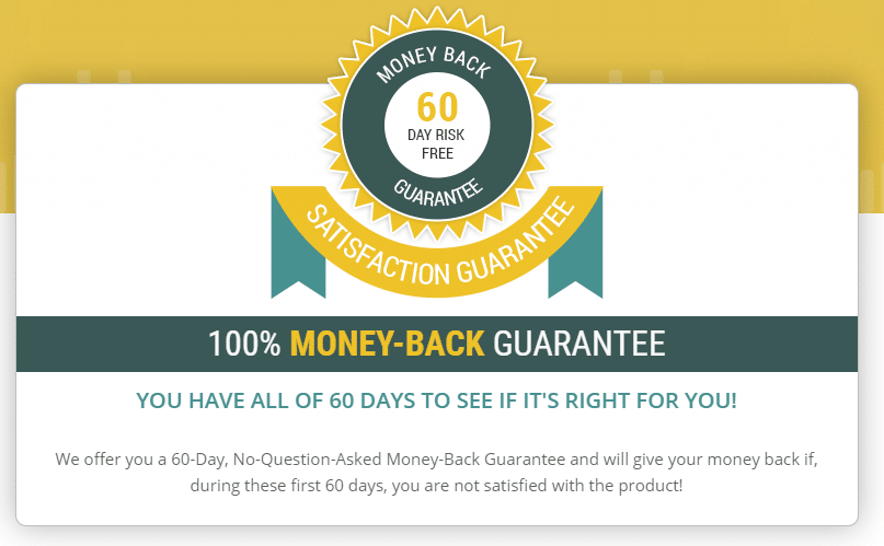 Volatility Factor 2.0. The company supports the robot with a 60-day money-back guarantee.